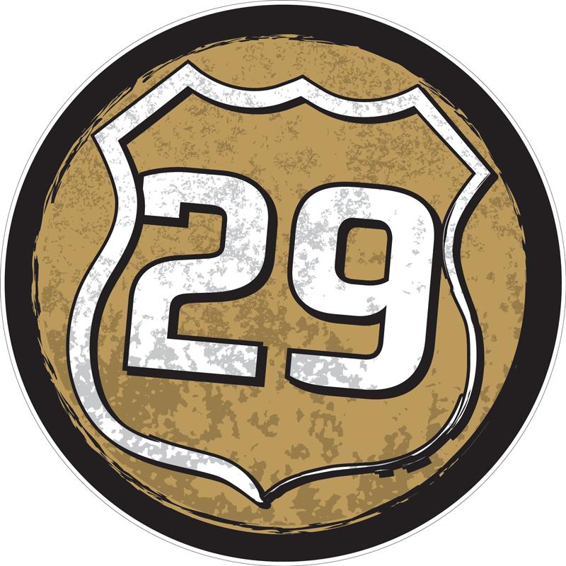 Public House 29 Round Logo